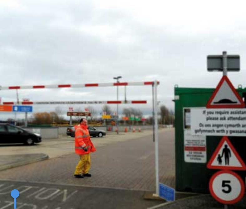 Hwrc best practice boosting recycling at council sites clamping down on residual waste malvernweather Image collections